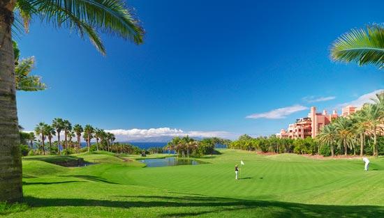 Minivacaciones en diciembre en Abama Golf & Spa Resort  5