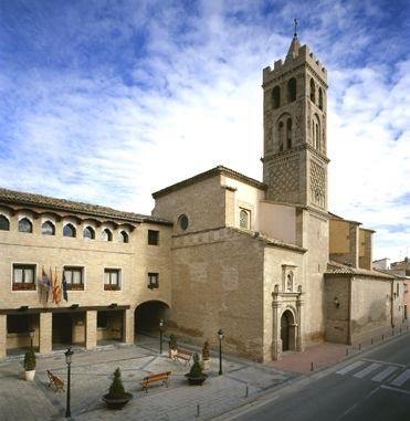 Ruta Mudejar por la provincia de Zaragoza 1