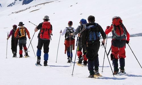 Esquí de fondo en Aragón 2