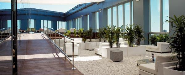 Semana de las terrazas de hoteles de Barcelona 2