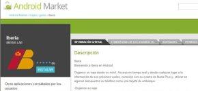 web de iberia