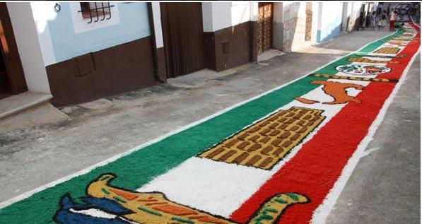 Fiesta de San Agustín en Aguaviva 4