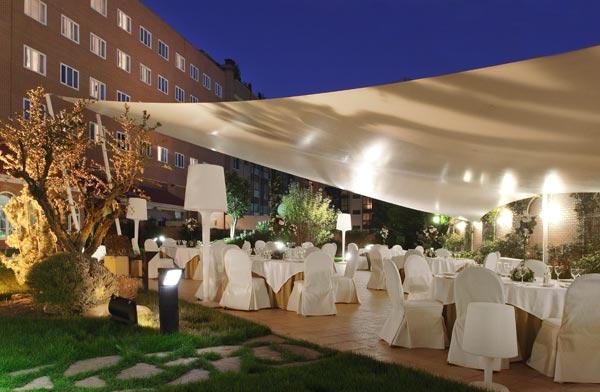 RafaelHoteles presenta su paquete 'Bodas 2012'