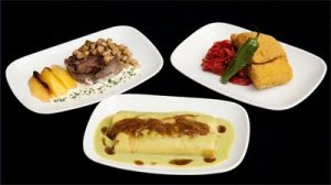 Paco Roncero presenta los nuevos menús Iberia Bussines Plus