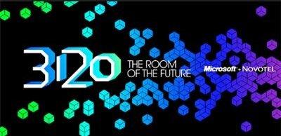 Novotel te invita a la habitación del futuro