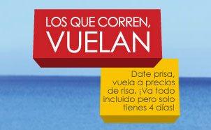 Promo Iberia Jóven desde 49 € hasta el 16 de marzo