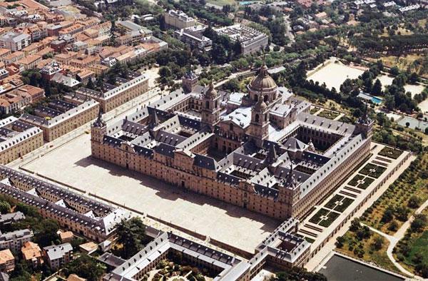 El Monasterio de San Lorenzo de el Escorial 1