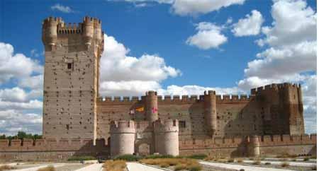 El Castillo de la Mota 8