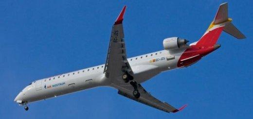 Iberia celebra el 75 aniversario volando a Valencia