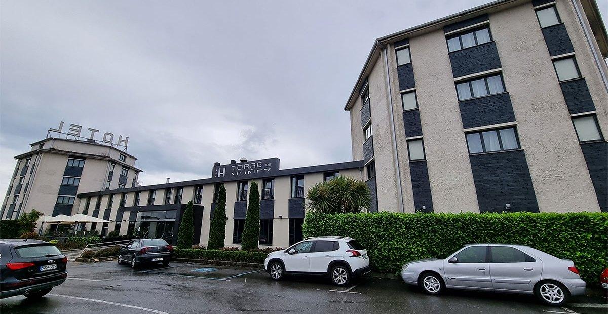 hotel torre de nuñez