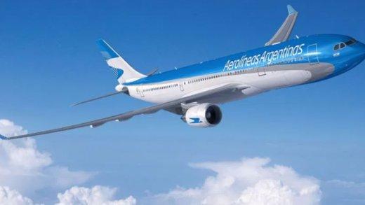 Vuelos aprobados de Aerolíneas Argentina desde y hacia España mes de agosto
