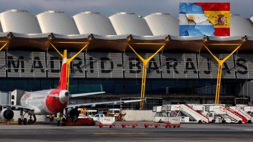 Los argentinos ya pueden viajar a España