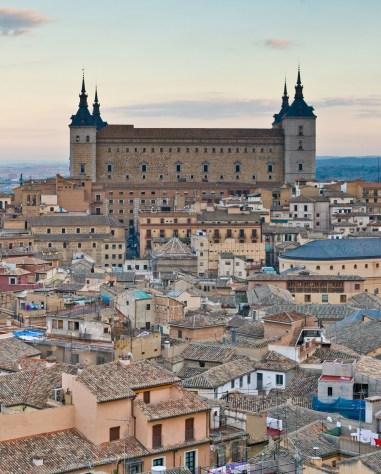 alcazar de Toledo, turismo de proximidad