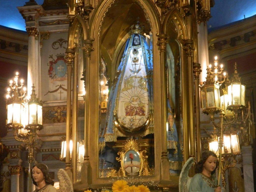 Nuestra Señora del Valle - Virgen Morena