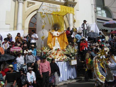 señor del gran poder turismo religioso