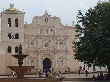 turismo religioso honduras