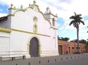 turismo religioso la merced comayagua