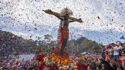 Celebraciones Religiosas en Costa Rica