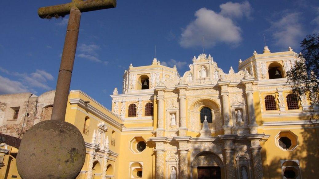 Catedral de La Antigua Guatemala