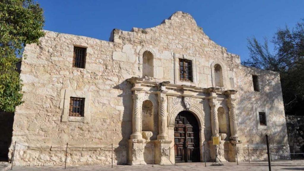 Misiones españolas en Texas