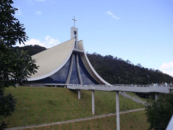 turismo religioso en brasil