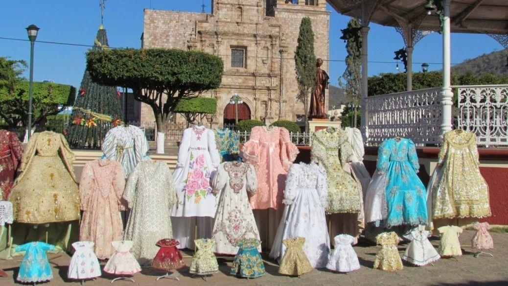 Pueblo Mágico Museo de Vestidos de la Virgen del Rosario
