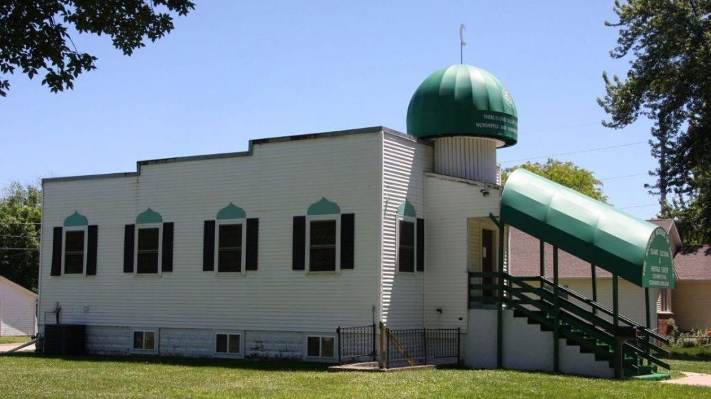 mezquita madre de américa