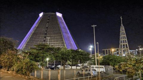 Las 10 iglesias mas impactantes de Brasil