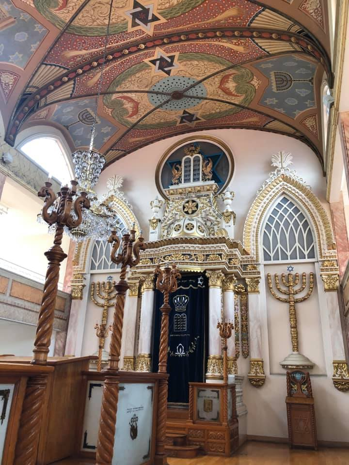Sinagoga Justo Sierra