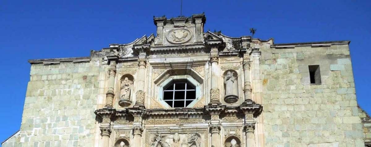 visitar Oaxaca en México Iglesia de San Agustín