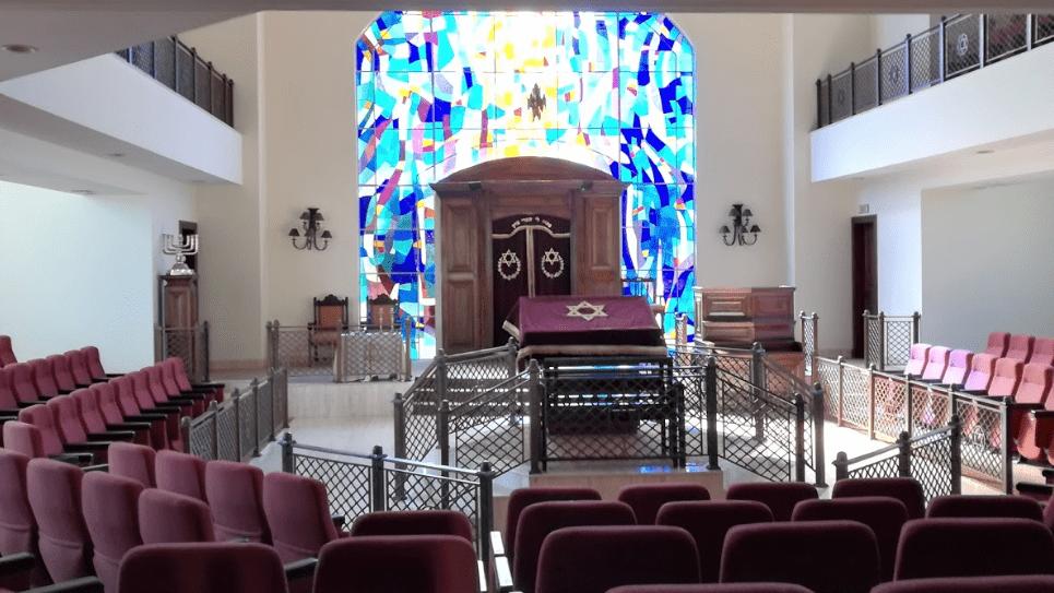 La Sinagoga de Quito y la Tnua de la Noar Hatzioni