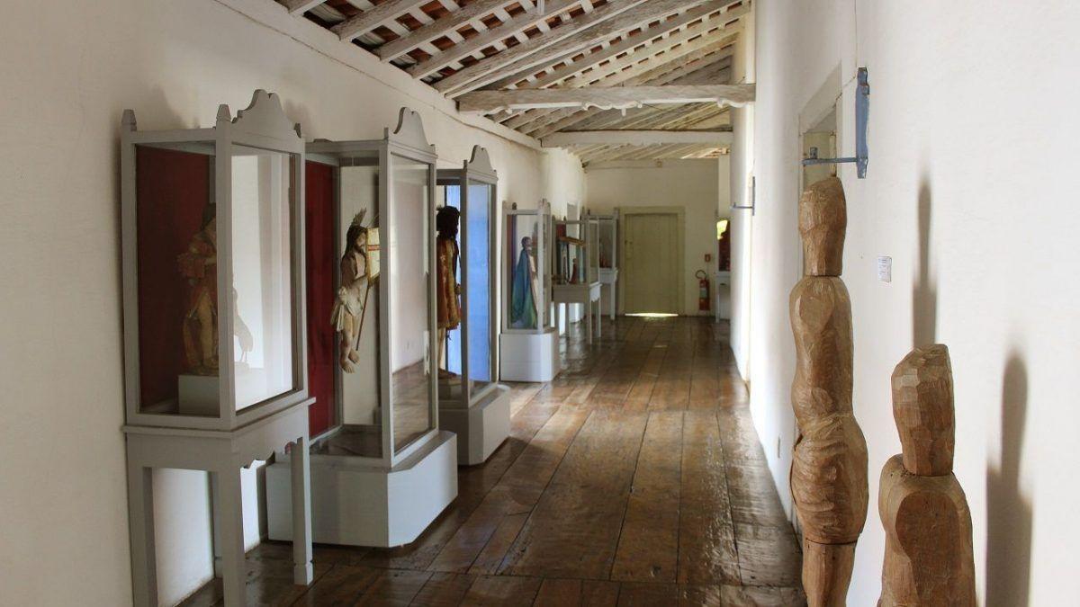 museo jesuita de arte sacro san pablo Arte Religioso realizado por nativos