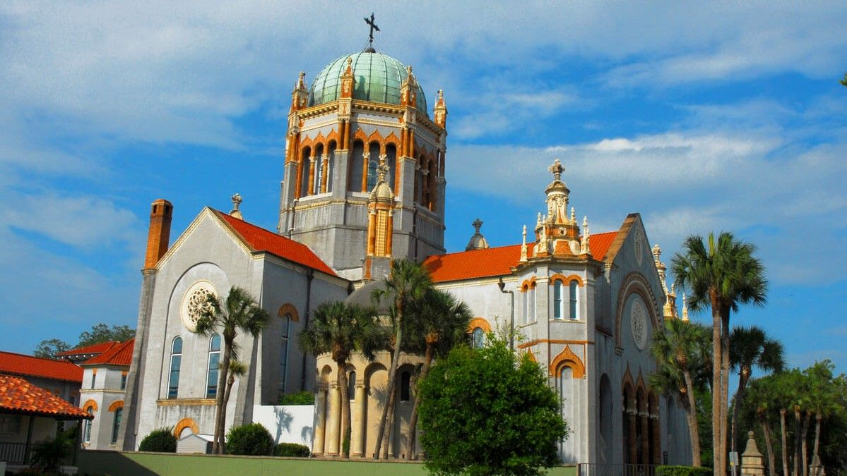 Iglesia Presbiteriana Memorial: San Agustín, Florida