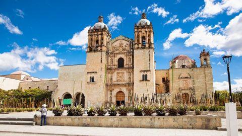 Visitar Oaxaca en México