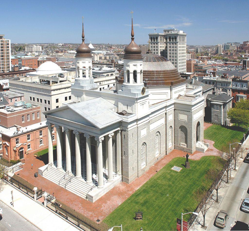 Basílica del Santuario Nacional de la Asunción de la Santísima Virgen María en Baltimore