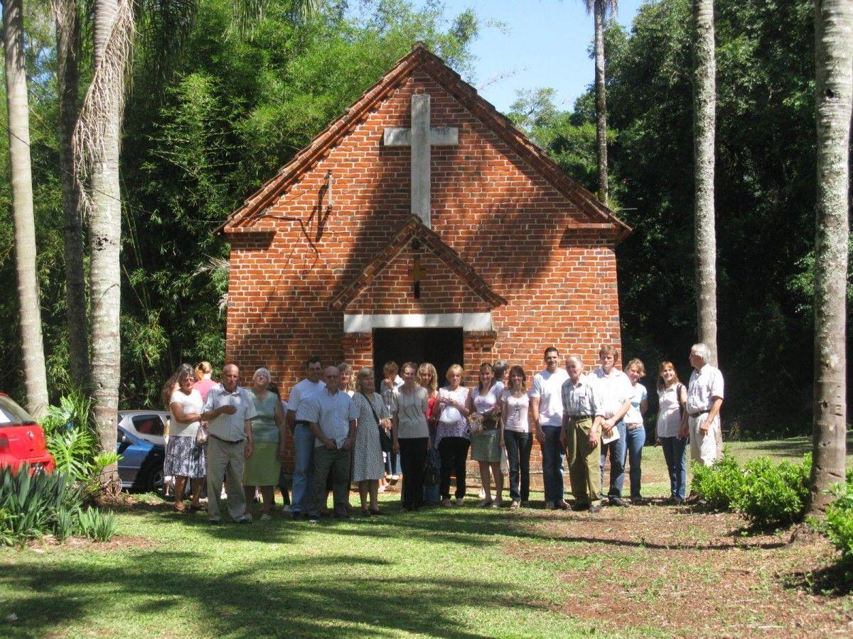 Iglesia Evangélica del Río de la Plata.  Caraguatay del cirucuito de la fe