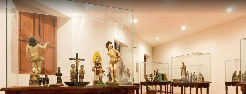 Santa María D´Los Rivas turismo religioso