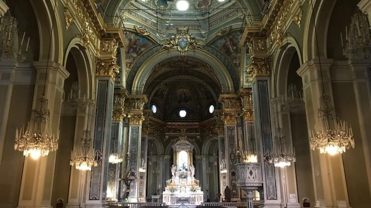 basilica nuestra señora de la guardia