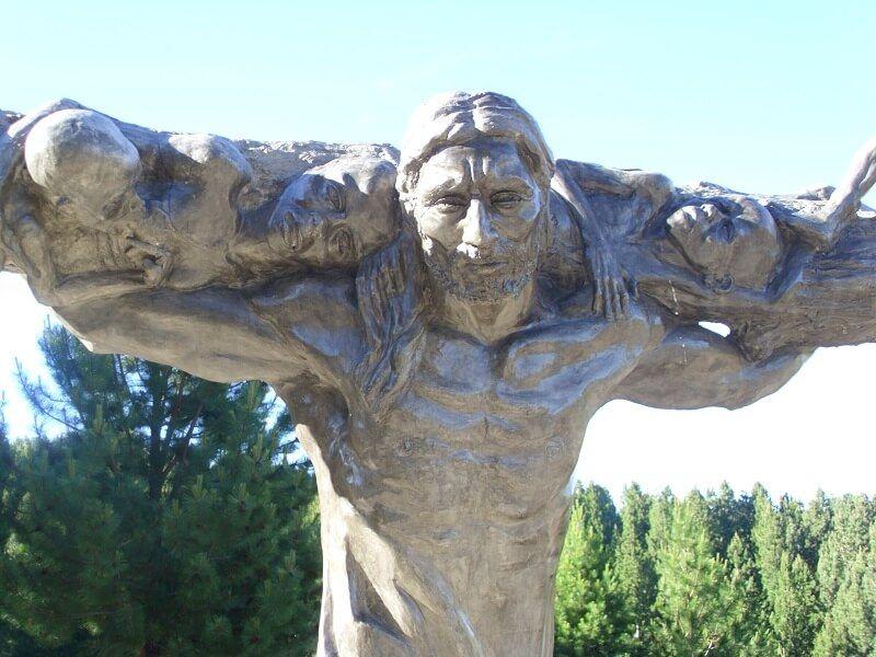 parque tematico via cristi turismo religiso