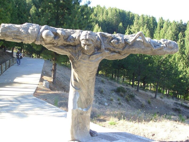 parque tematico via cristi turismo religiso neuquen