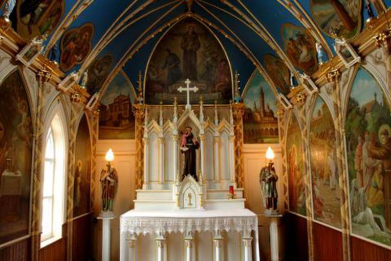 capilla san antonio turismo religioso