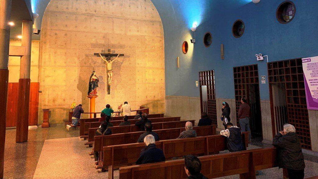 capilla de la reconciliacion turismo religioso