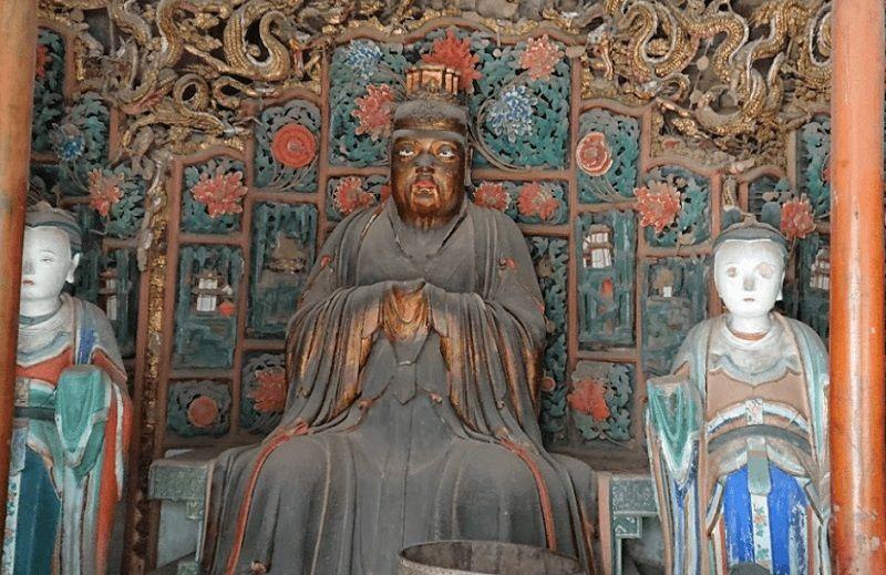 China turismo religioso