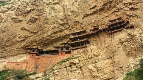 Monasterio Colgante, cómo llegar allí
