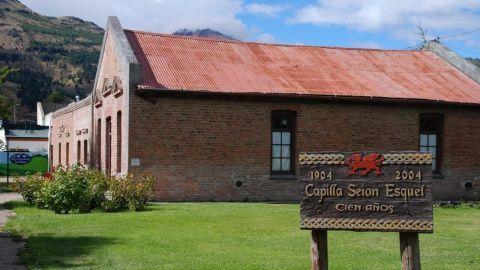 Capillas de Galeses en la Patagonia