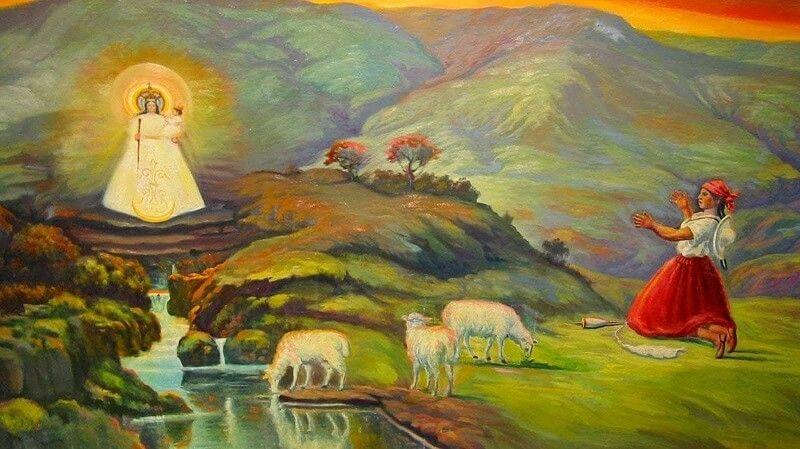 Virgen de Urkupiña, su historia