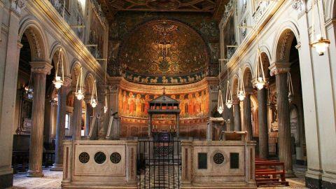 basilica San Clemente Turismo Religioso