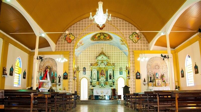 turismo religioso en parana