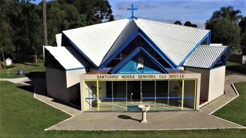 turimo religioso brasil