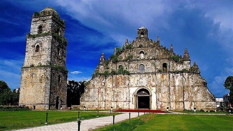 Iglesias Barrocas de Filipinas, Ilocos Paoay